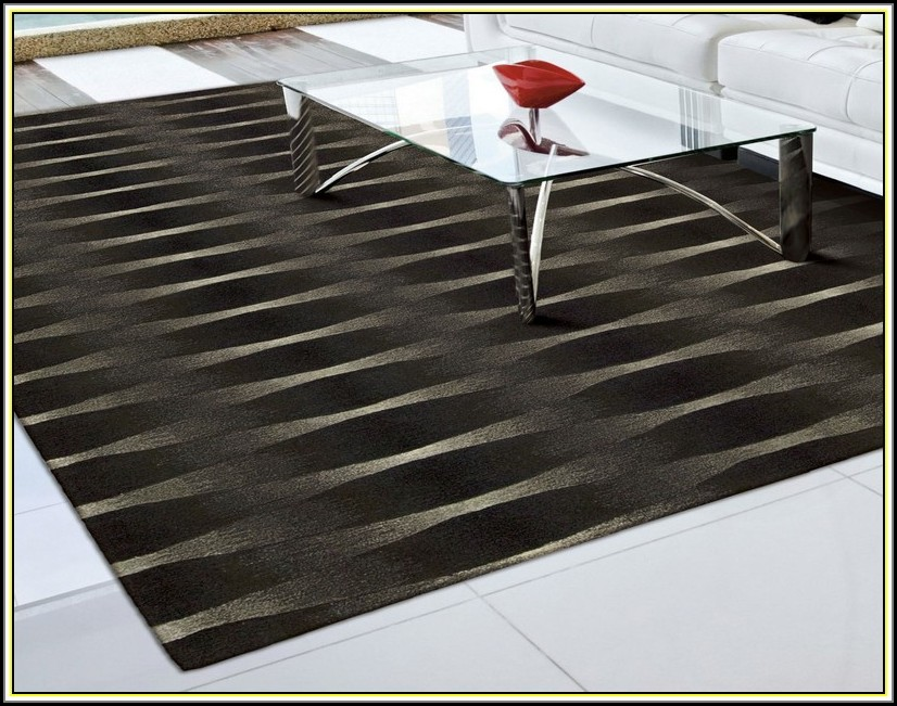 Modern Abstract Area Rugs
