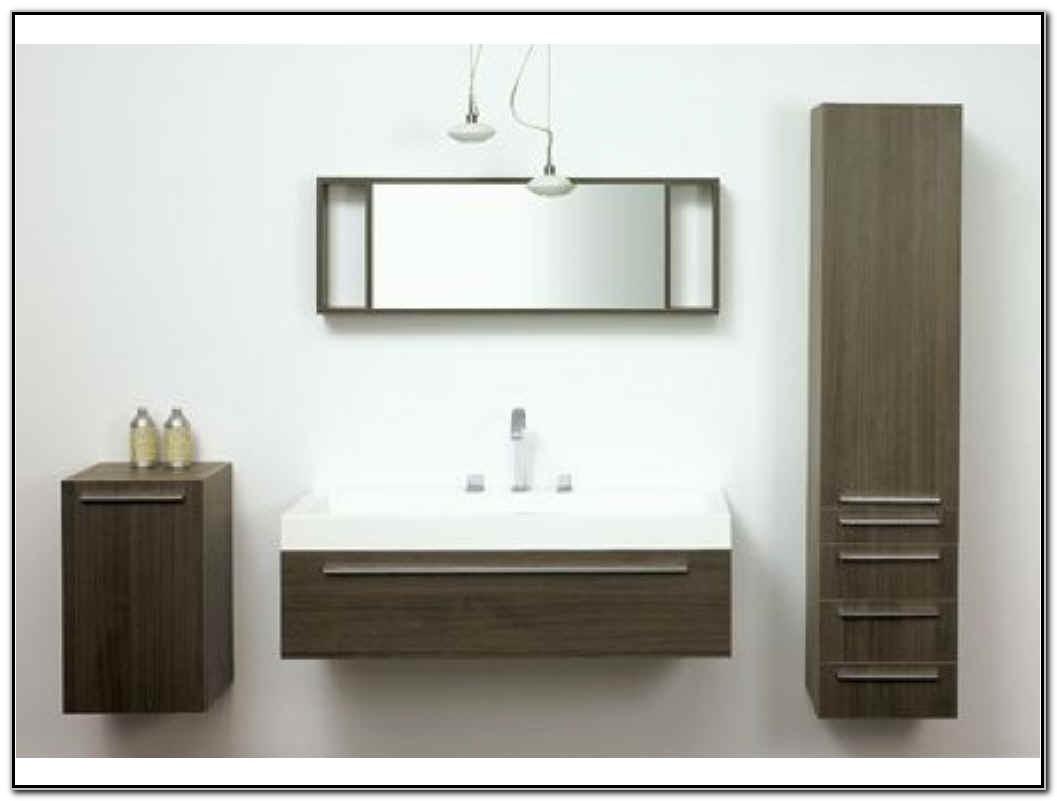Modern Wall Mounted Vanity Sink