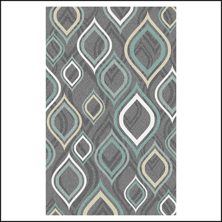 Mohawk Gray Area Rug