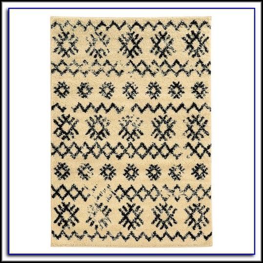 Moroccan Area Rug 8x10