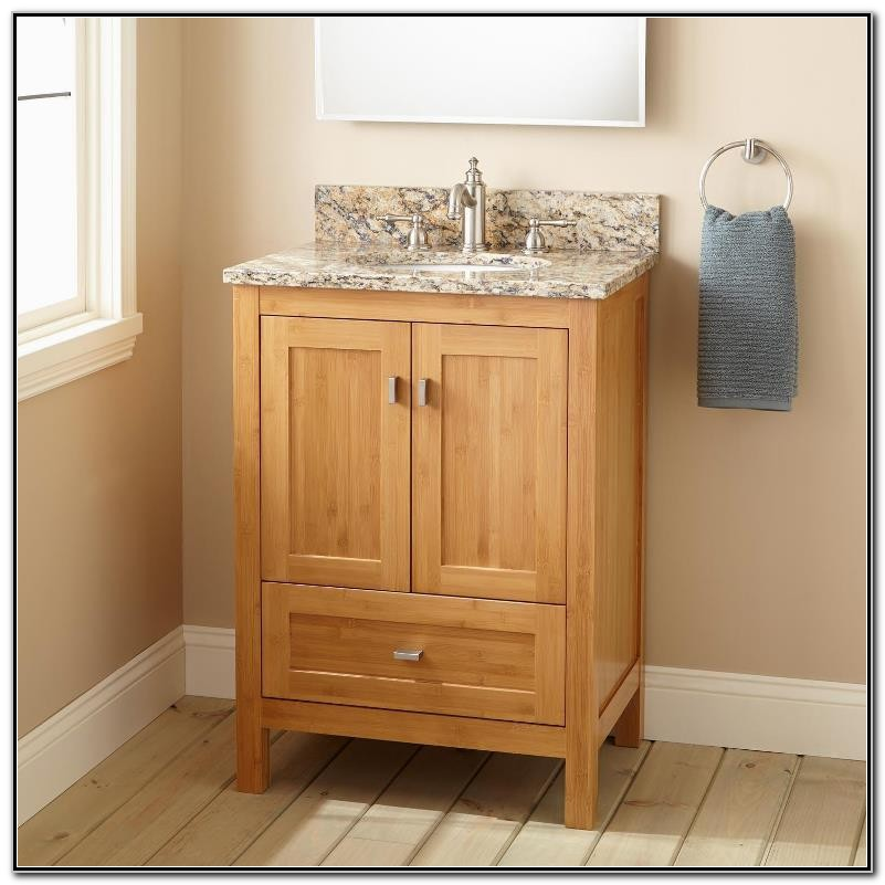 Narrow Rectangular Undermount Bathroom Sinks