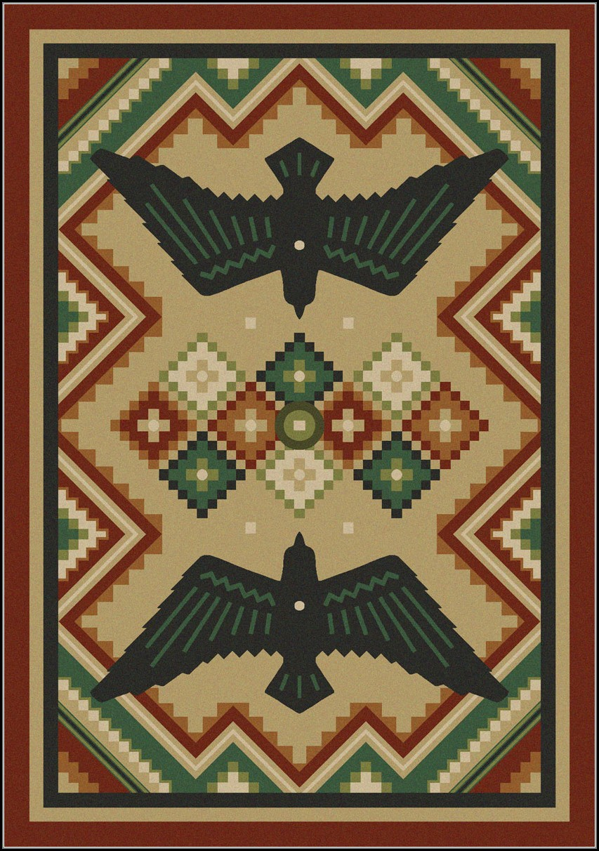 Native American Area Rugs
