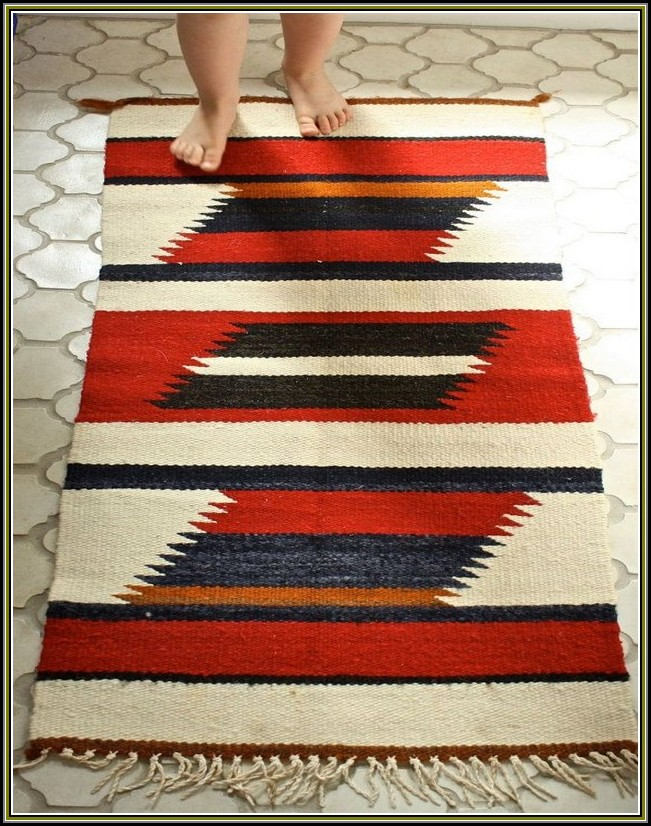 Native American Inspired Rugs