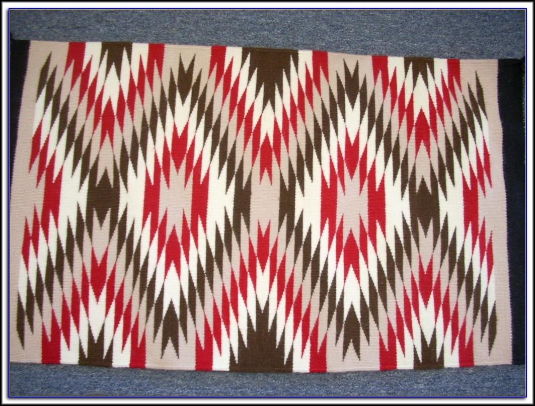 Native American Rug Symbols