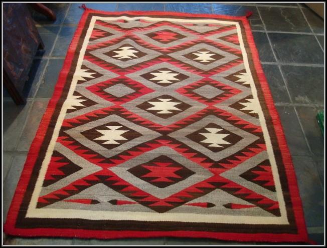 Native American Rug Weaving
