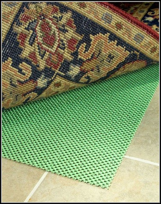 Natural Rubber Rug Pad