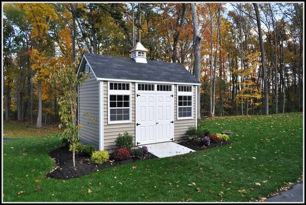 New England Outdoor Sheds