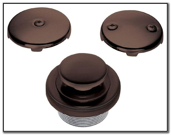 Oil Rubbed Bronze Sink Drain Kit