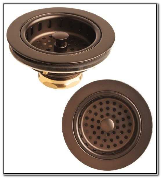 Oil Rubbed Bronze Sink Flange