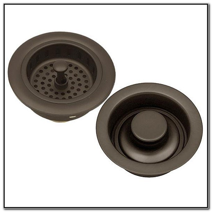 Oil Rubbed Bronze Sink Stopper