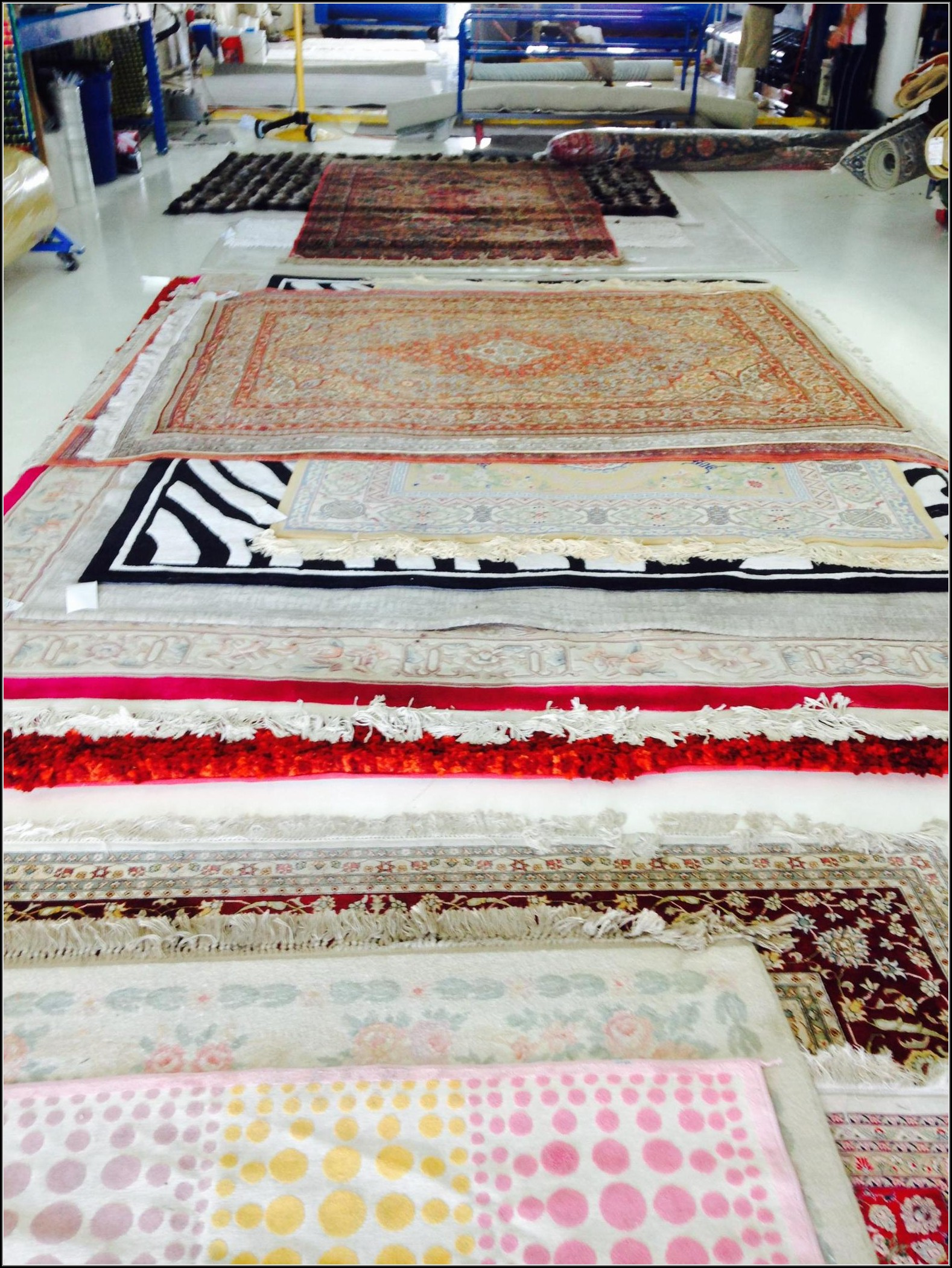 Oriental Rug Cleaning Dallas