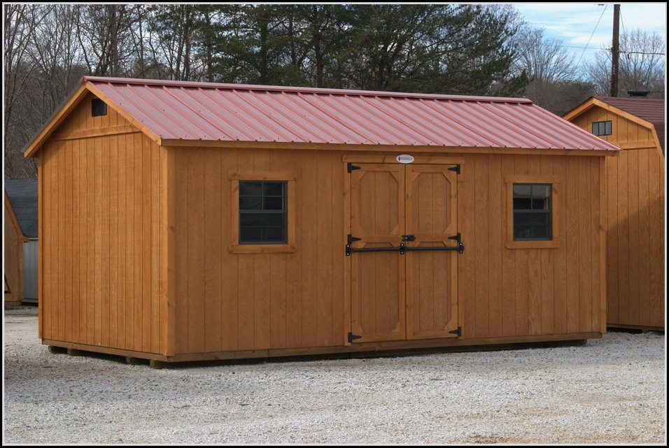Outdoor Storage Sheds Fayetteville Nc