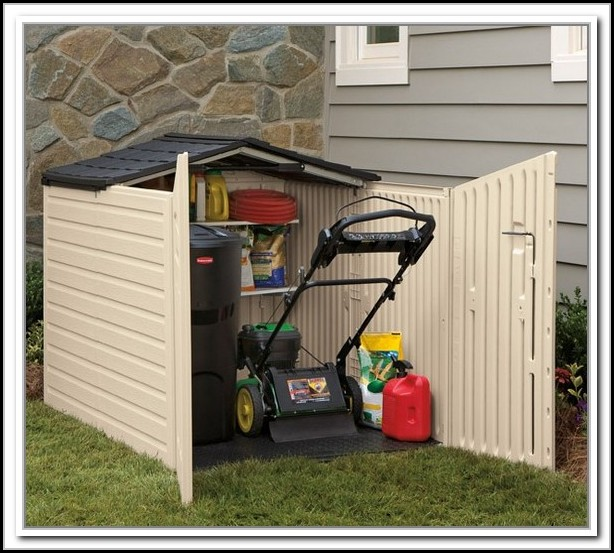 Outdoor Storage Sheds Rubbermaid