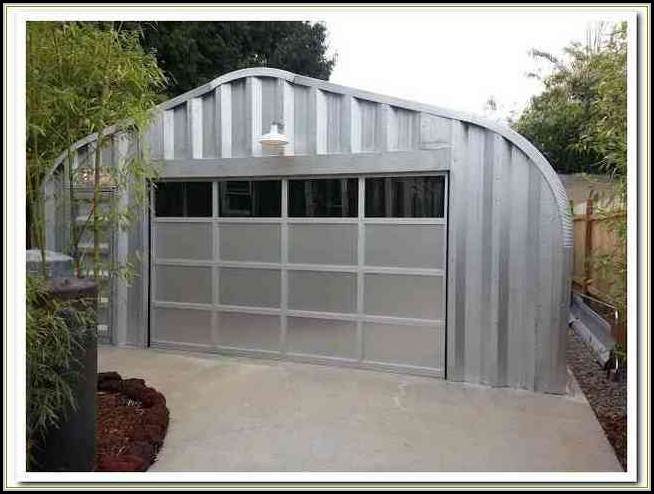 Overhead Doors For Sheds