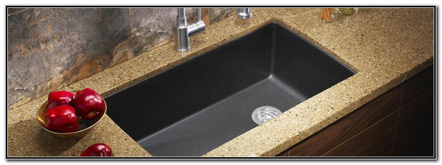 Overmount Sinks For Granite Countertops