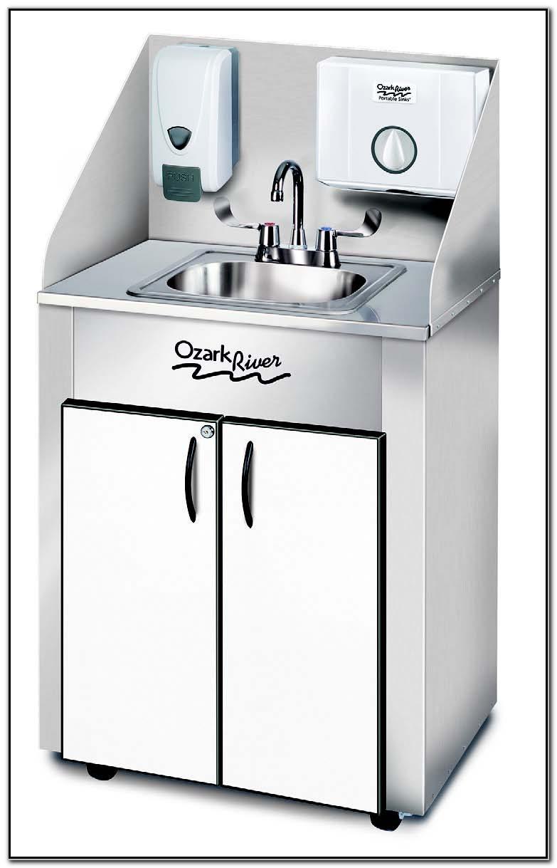 Ozark River Portable Sinks