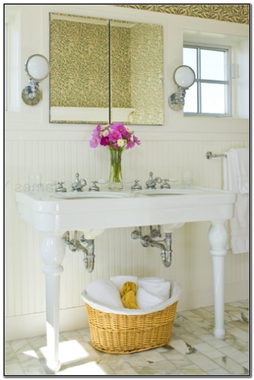 Pedestal Sinks For Small Spaces
