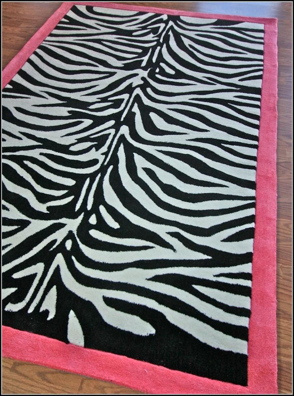 Zebra Print Rugs Cheap Rugs Home Decorating Ideas