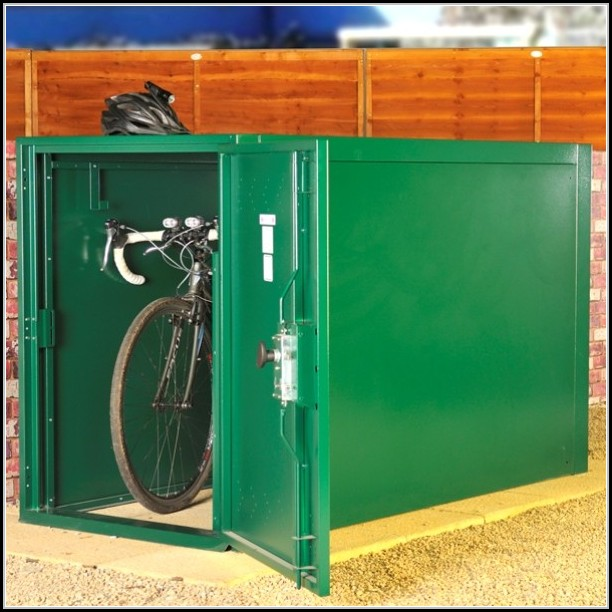 Plastic Bicycle Sheds Storage Outdoor
