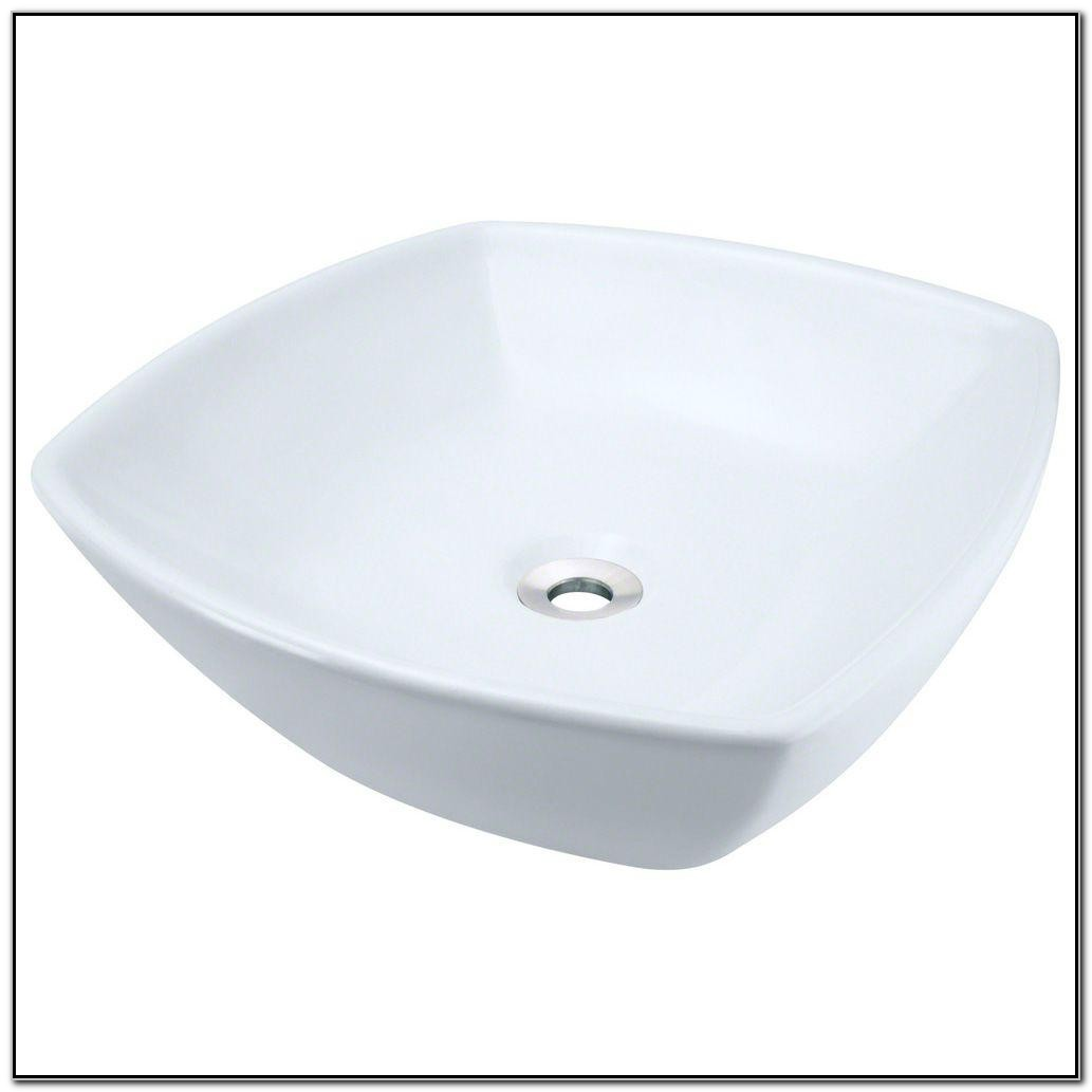 Porcelain Vessel Sink Home Depot