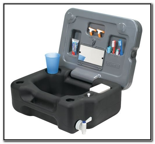 Portable Sinks For Camping