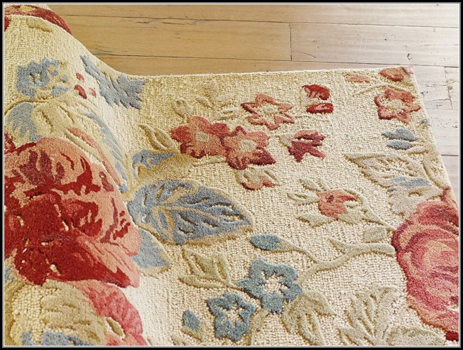 Pottery Barn Area Rugs
