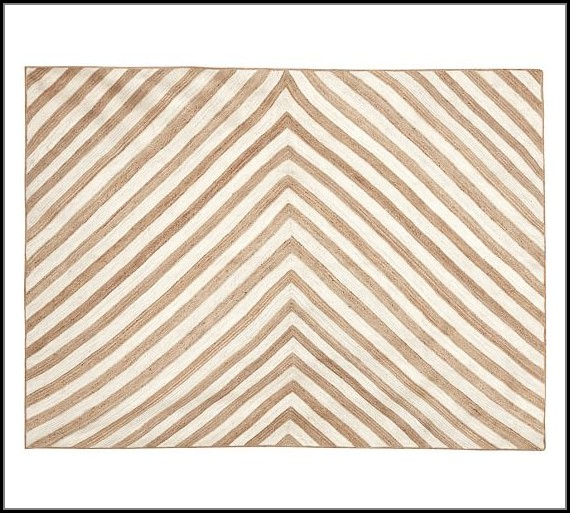 Pottery Barn Chenille Jute Rug Rugs Home Decorating