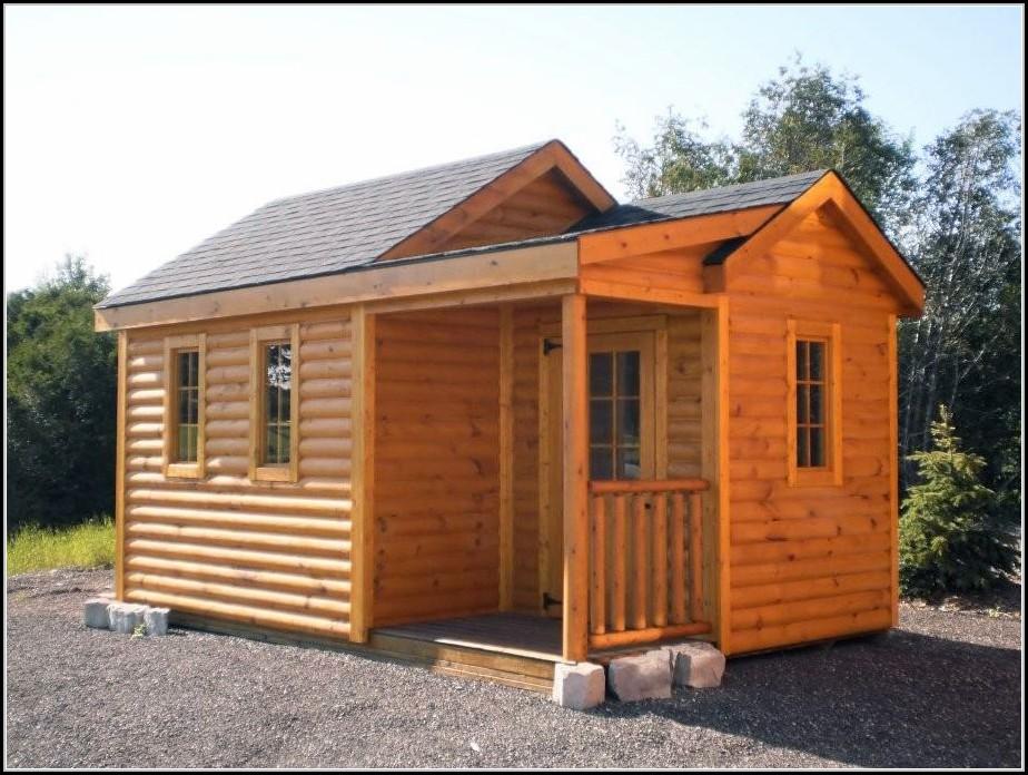 Pre Built Wood Sheds