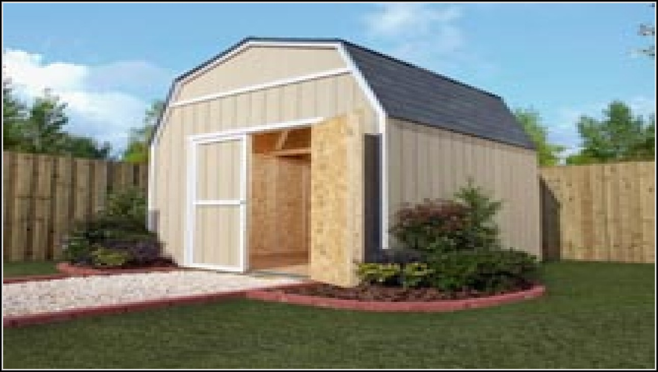 Ramps For Storage Sheds