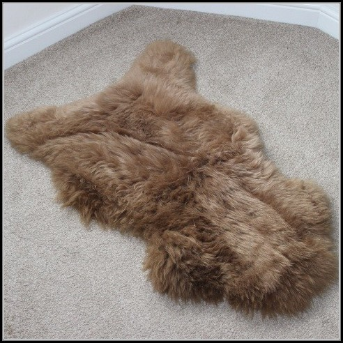 Real Sheepskin Rugs Uk