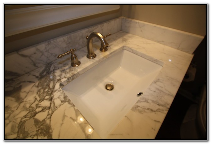 Rectangular Undermount Bathroom Sinks