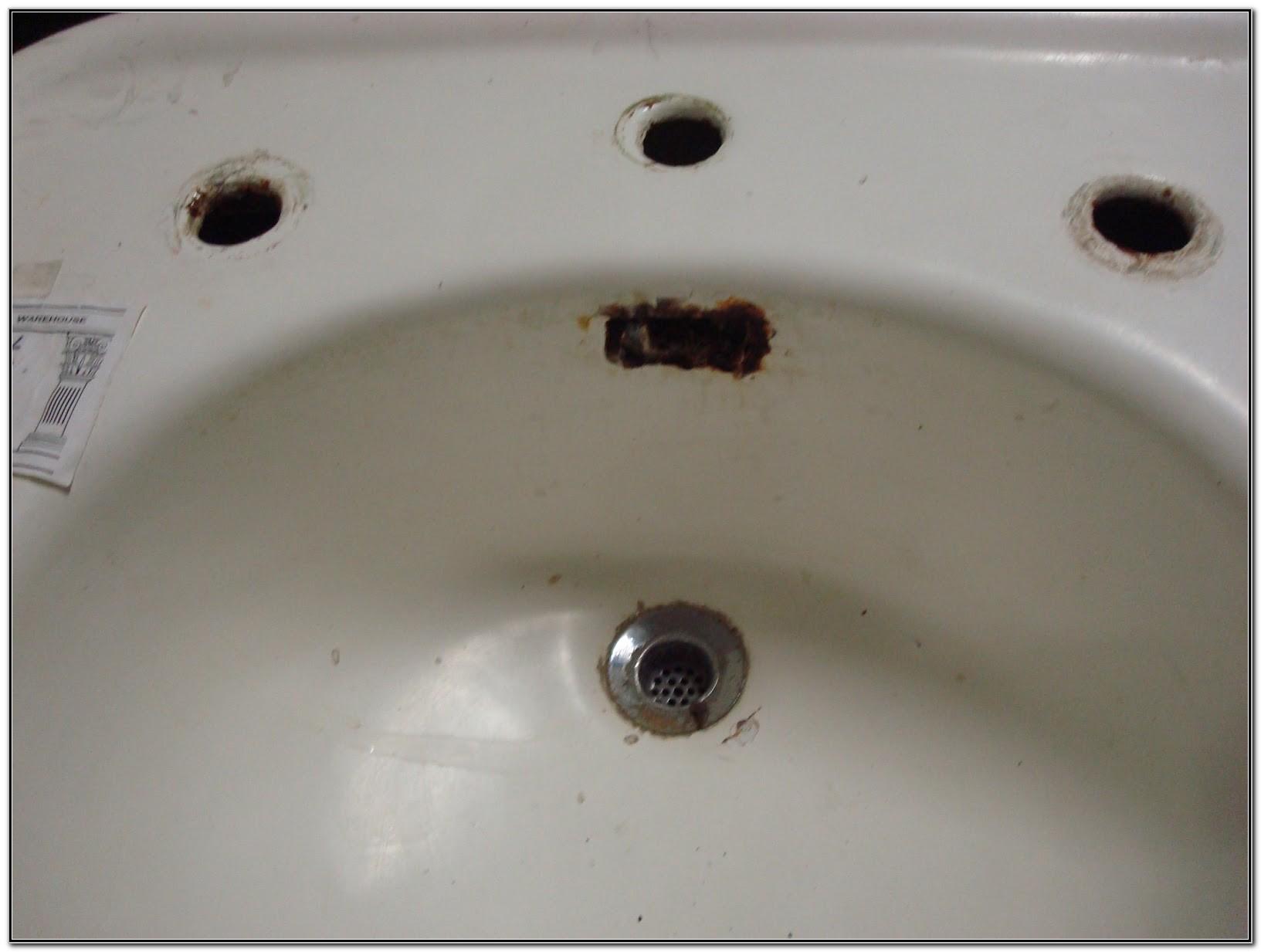 Refinishing Cast Iron Sink