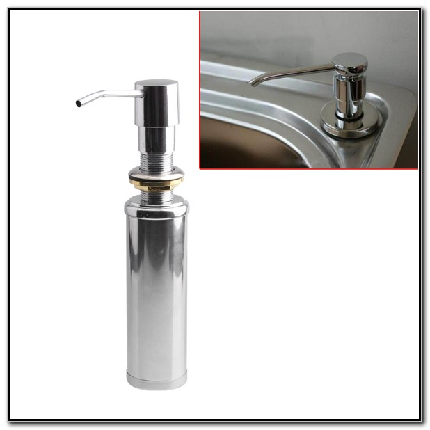 Replacement Kitchen Soap Dispenser Pump