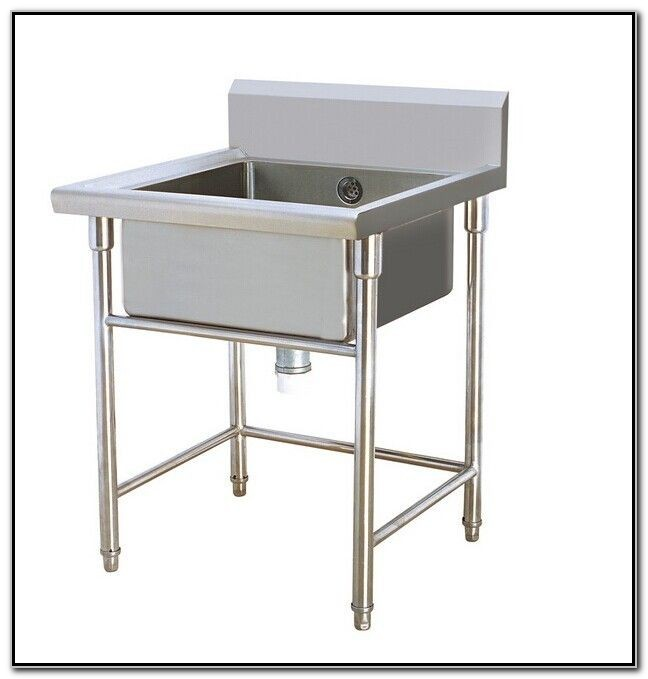 Restaurant Grade Stainless Steel Sinks