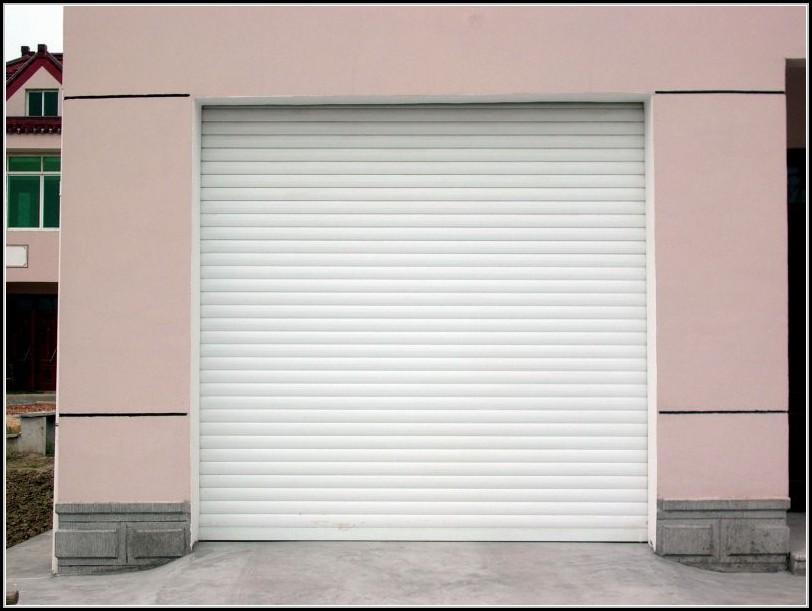 Roll Up Shed Doors Edmonton