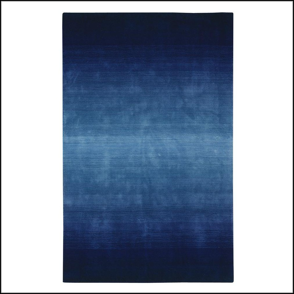 Royal Blue Area Rug