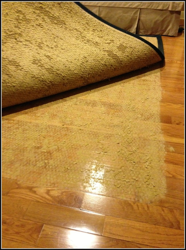 Rubber Backed Area Rugs