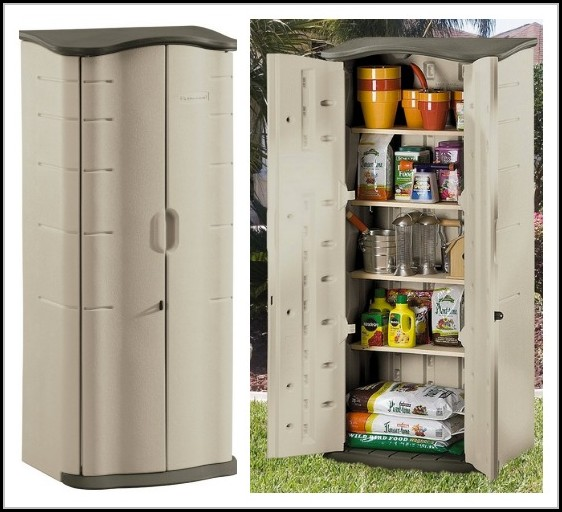 Rubbermaid Outdoor Storage Shed Shelves