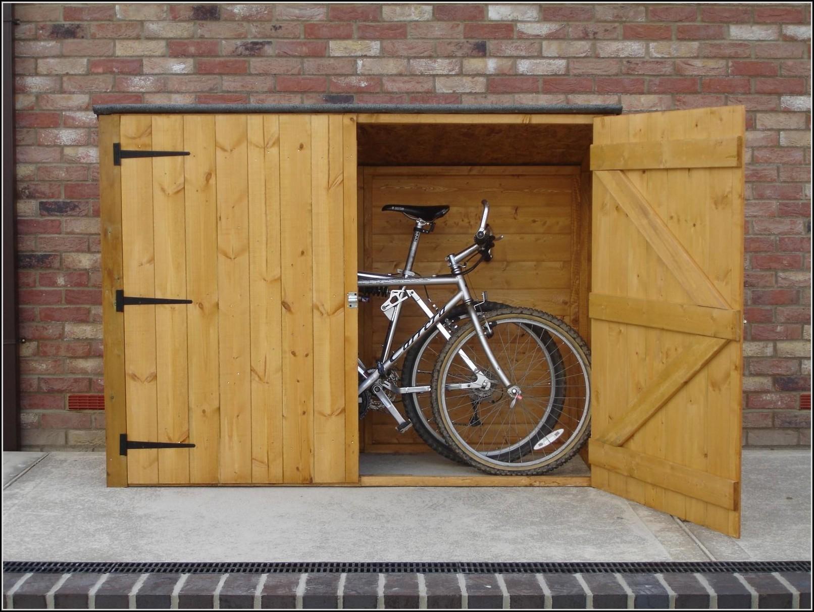 Rubbermaid Slide Lid Bicycle Storage Shed