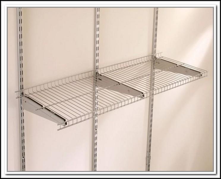 Rubbermaid Storage Shed Shelf Brackets