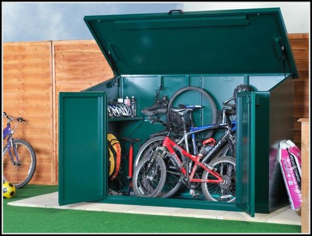 Rubbermaid Vertical Bicycle Storage Shed