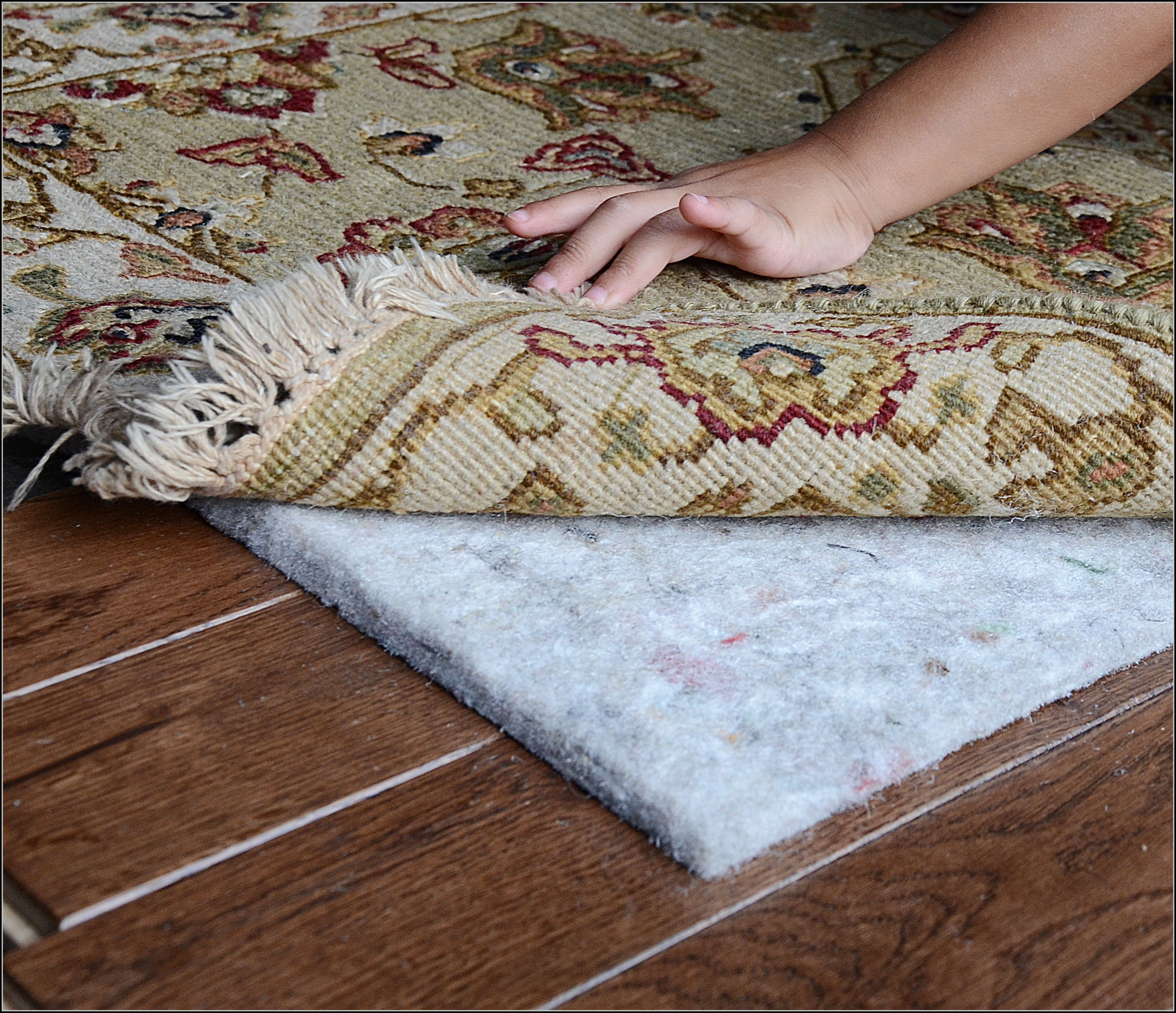 Rug Pad For Hardwood Floors Non Slip