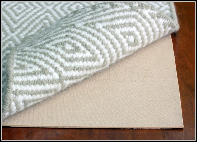 Natural Rubber Rug Pad For Hard Floors Rugs Home