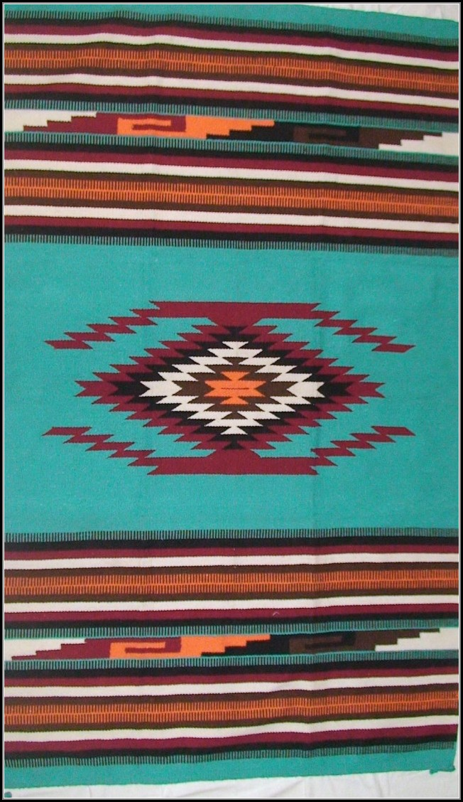 Santa Fe Rugs And Blankets