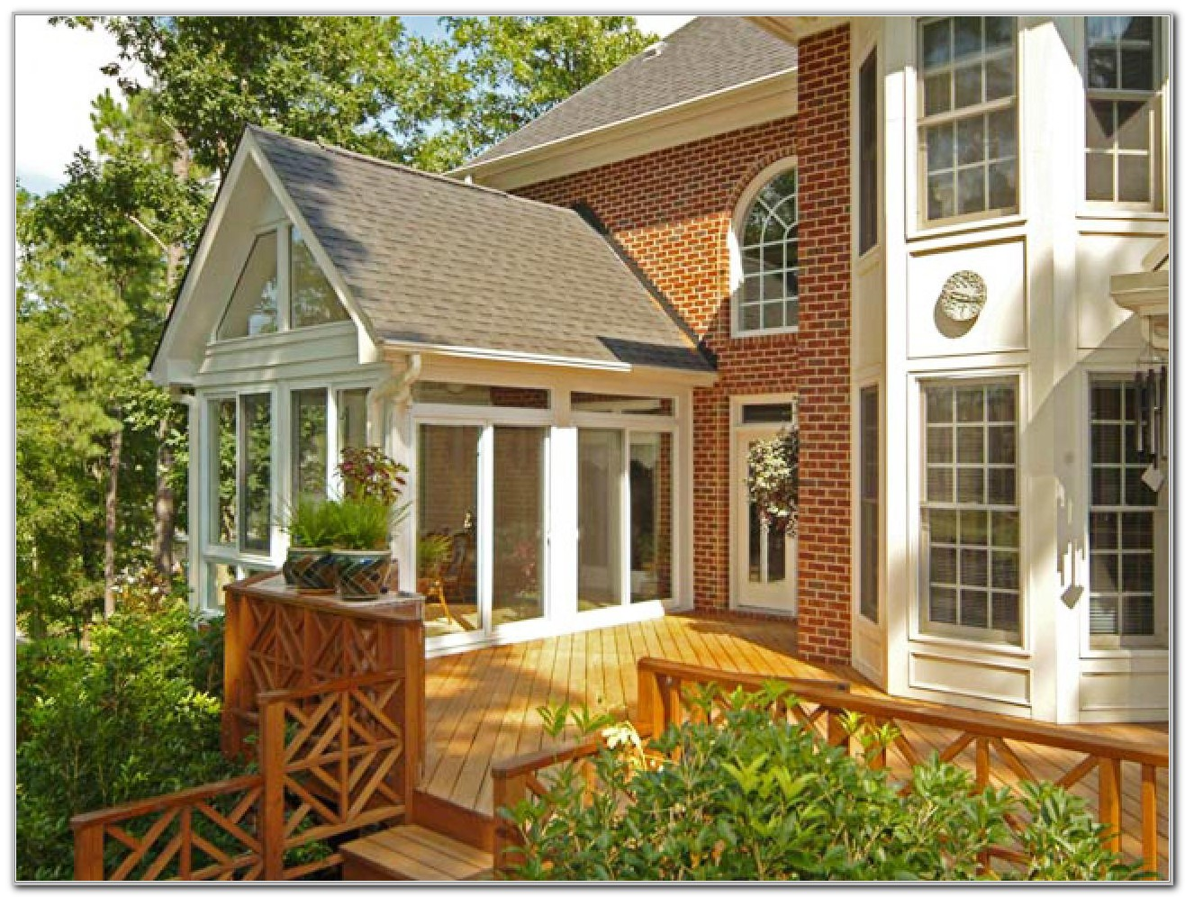Screen Porches And Sunrooms