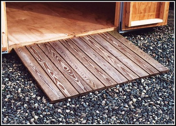 Shed Ramps Home Depot
