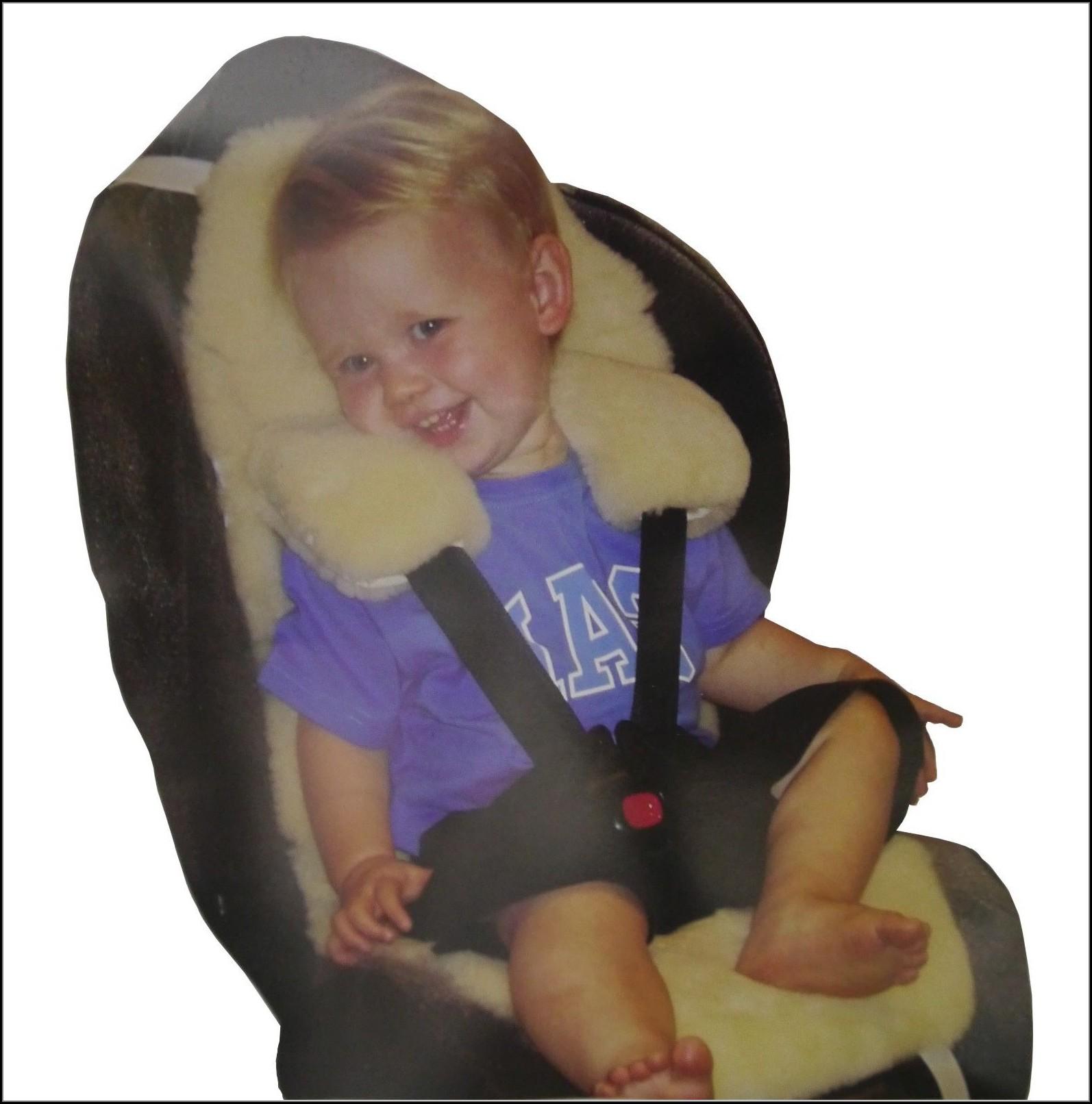 Sheepskin Baby Rug For Pram