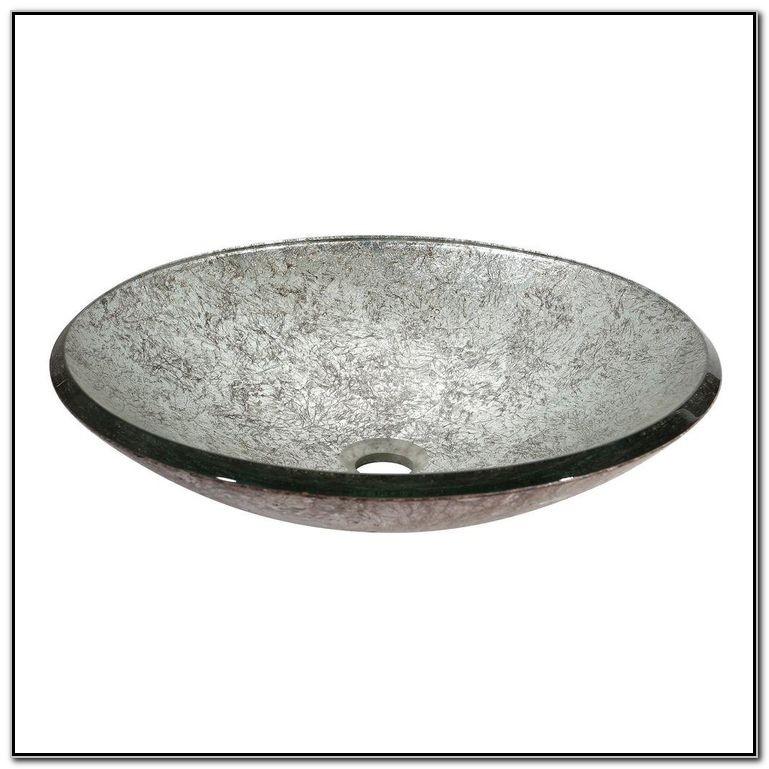 Silver Vessel Sink Home Depot