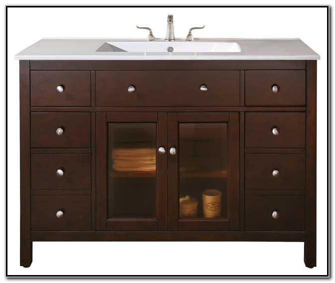 Sink And Cabinet Combo - Sink And Faucets : Home ...