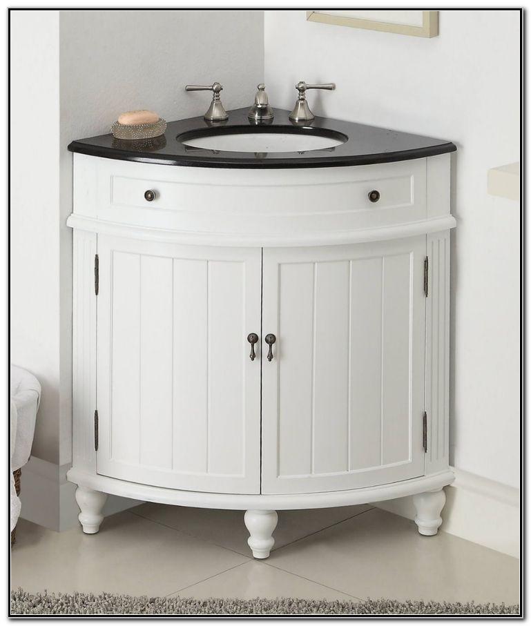 Small Bath Corner Sink
